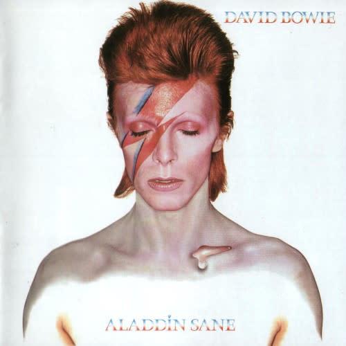 Rock/Pop David Bowie - Aladdin Sane