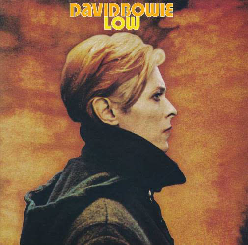 Rock/Pop David Bowie - Low