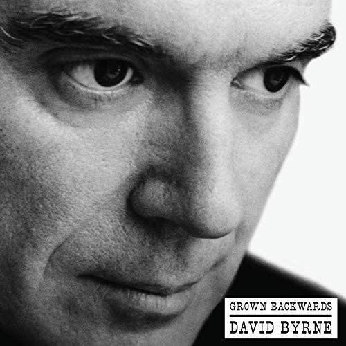 Rock/Pop David Byrne - Grown Backwards
