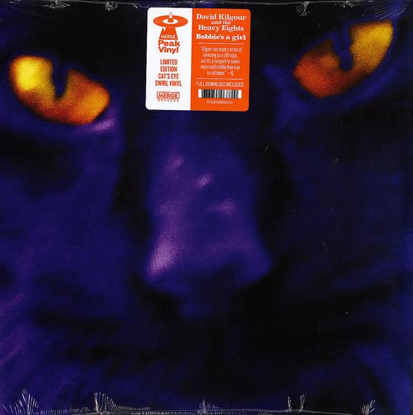 Rock/Pop David Kilgour And The Heavy Eights - Bobbie's A Girl (Coloured Vinyl)