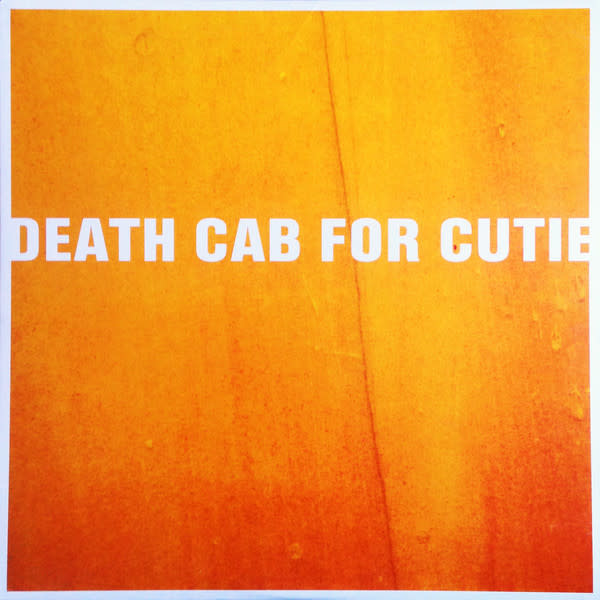 Rock/Pop Death Cab For Cutie - The Photo Album