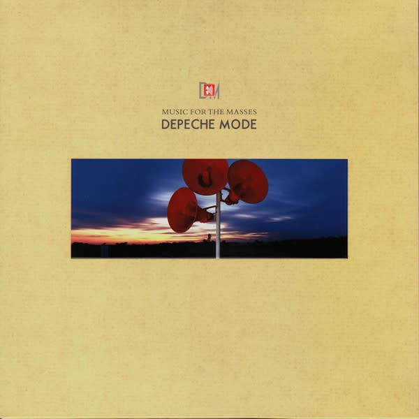 Rock/Pop Depeche Mode - Music For The Masses