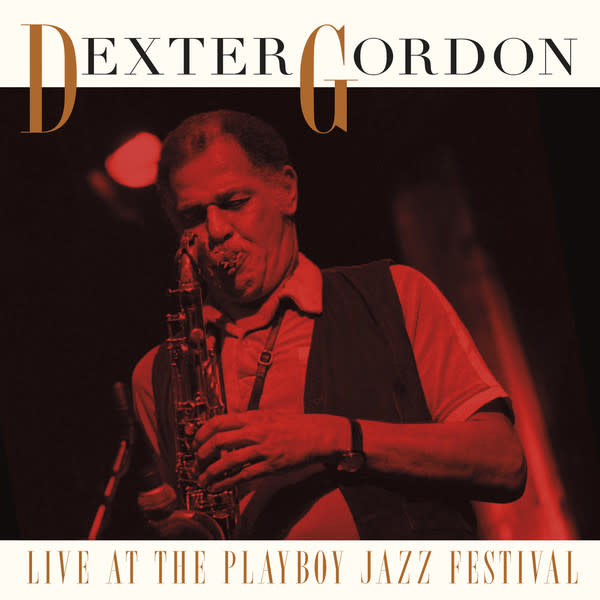 Jazz Dexter Gordon - Live At The Playboy Jazz Festival