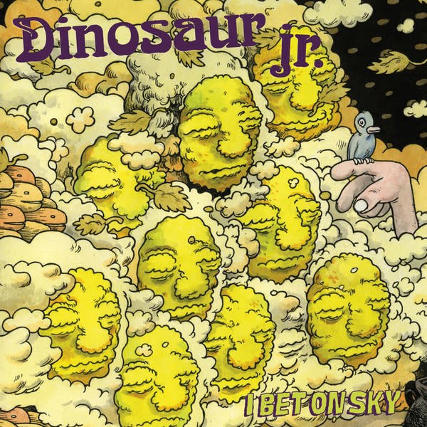 Rock/Pop Dinosaur Jr - I Bet On Sky