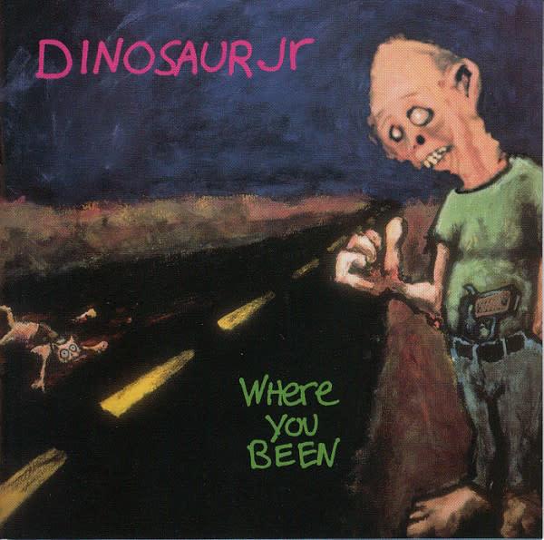Rock/Pop Dinosaur Jr - Where You Been (2LP Blue Vinyl)