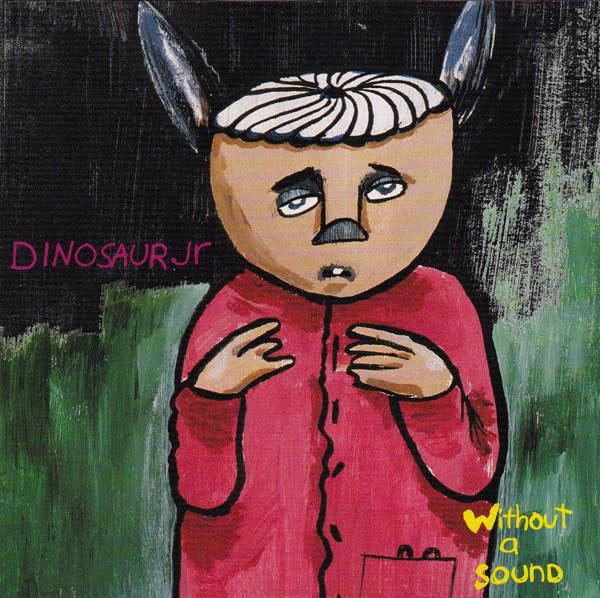 Rock/Pop Dinosaur Jr - Without A Sound (2LP Yellow Vinyl)