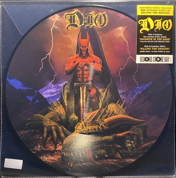 "Metal Dio - Rainbow In The Dark (Picture Disc, 12"")"