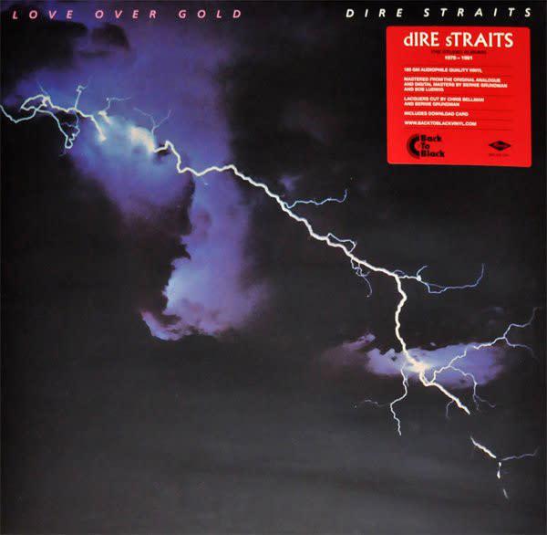 Rock/Pop Dire Straits - Love Over Gold