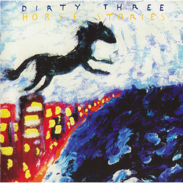 Rock/Pop Dirty Three - Horse Stories
