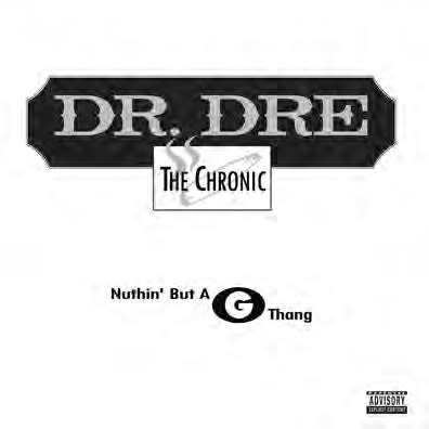 Hip Hop/Rap Dr. Dre - Nuthin' But A G Thang