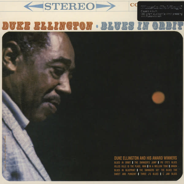 Jazz Duke Ellington - Blues In Orbit