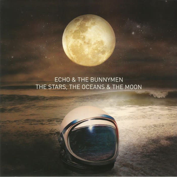 Rock/Pop Echo & The Bunnymen - The Stars, The Oceans & The Moon