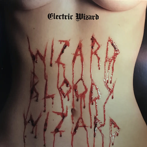 Metal Electric Wizard - Wizard Bloody Wizard