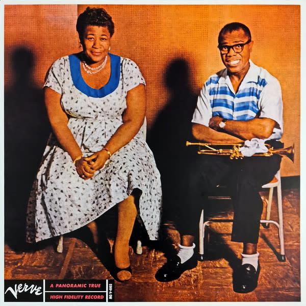 Jazz Ella Fitzgerald & Louis Armstrong - Ella And Louis