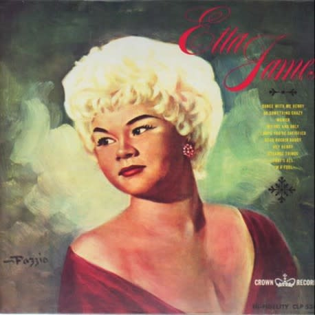 Audiophile Etta James - S/T (Pure Pleasure)