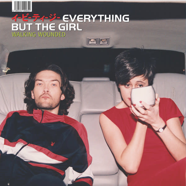 Rock/Pop Everything But The Girl - Walking Wounded