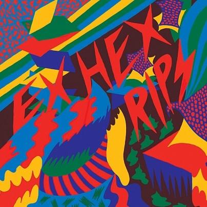 Rock/Pop Ex Hex - Rips