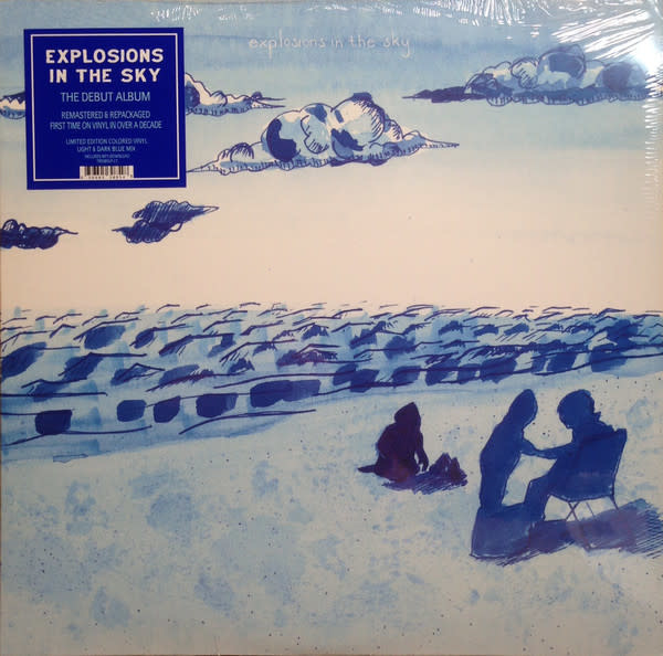 Rock/Pop Explosions In The Sky - How Strange, Innocence (Coloured Vinyl)