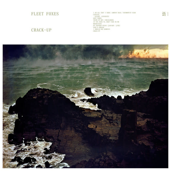Rock/Pop Fleet Foxes - Crack-Up