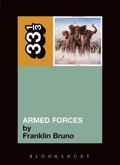 33 1/3 Series 33 1/3 - #021 - Elvis Costello's Armed Forces - Franklin Bruno