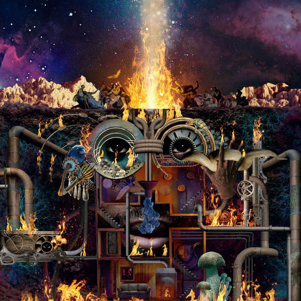 Electronic Flying Lotus - Flamagra