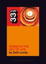 33 1/3 Series 33 1/3 - #042 - Stevie Wonder's Songs In The Key Of Life - Zeth Lundy