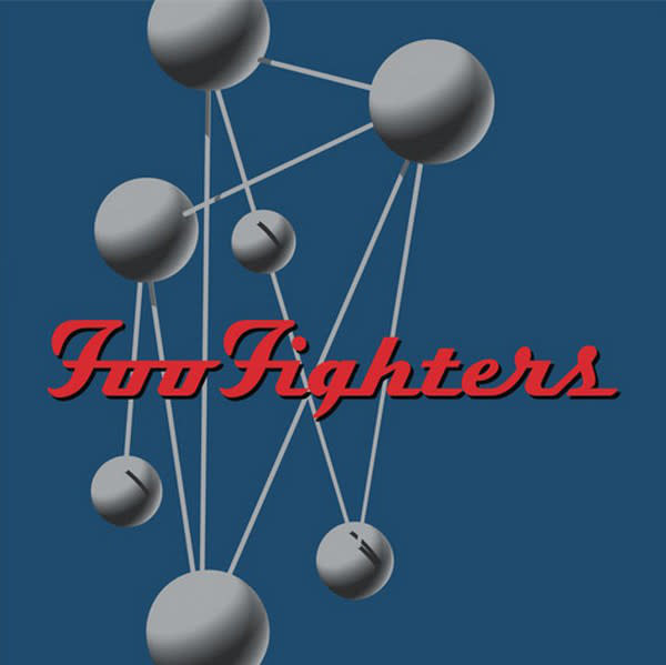 Rock/Pop Foo Fighters - The Colour And The Shape