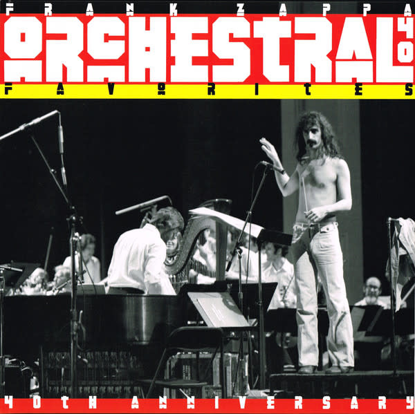 Rock/Pop Frank Zappa - Orchestral Favorites (40th Anniversary Edition)