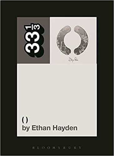 33 1/3 Series 33 1/3 - #099 - Sigur Ros' ( ) - Ethan Hayden