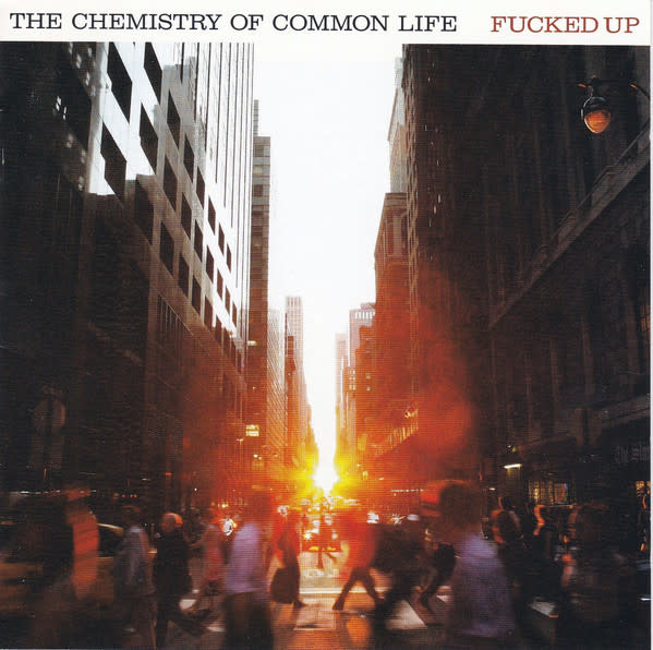 Rock/Pop Fucked Up - The Chemistry Of Common Life