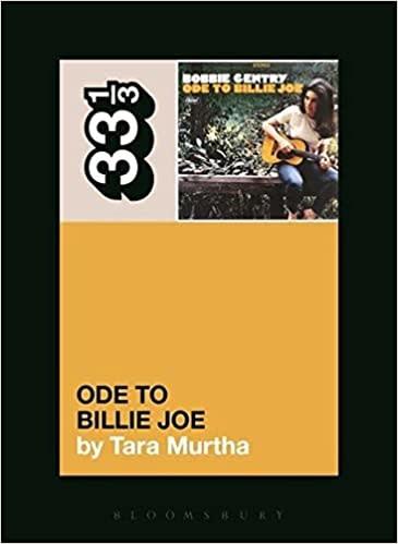 33 1/3 Series 33 1/3 - #102 - Bobbie Gentry's Ode To Billie Joe - Tara Murtha