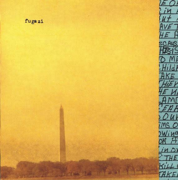 Rock/Pop Fugazi - In On The Killtaker