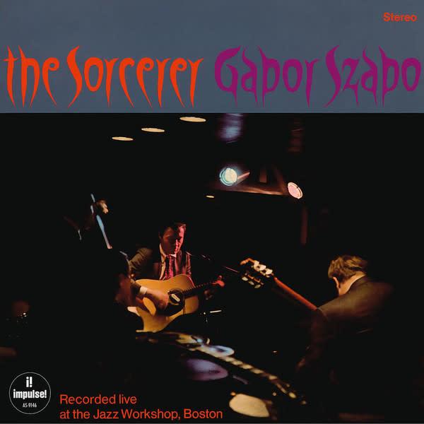 Jazz Gabor Szabo - The Sorcerer