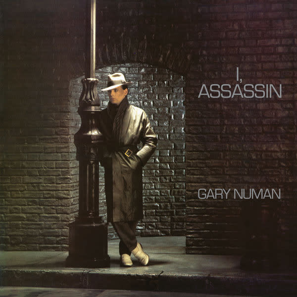 Rock/Pop Gary Numan - I, Assassin (Green Vinyl)