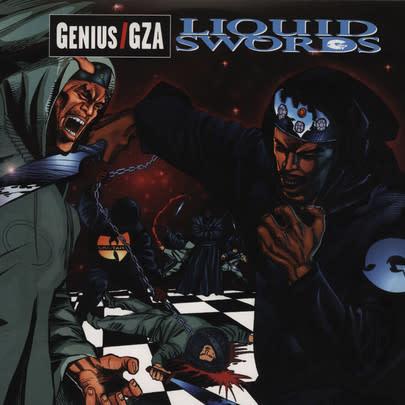 Hip Hop/Rap Genius/Gza - Liquid Swords
