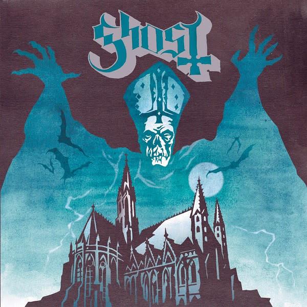 Metal Ghost - Opus Eponymous