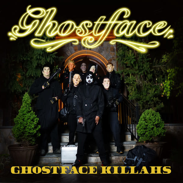 Hip Hop/Rap Ghostface Killah - Ghostface Killahs