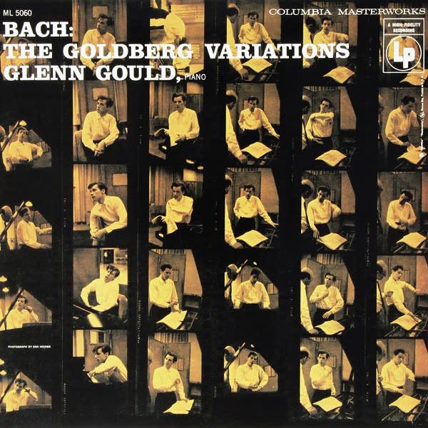 Classical Glenn Gould - Bach: The Goldberg Variations (1955)