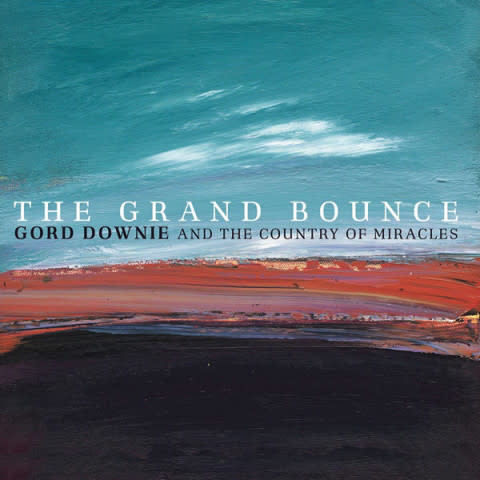 Rock/Pop Gord Downie And The Country Of Miracles - The Grand Bounce