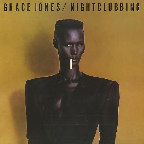 Rock/Pop Grace Jones - Nightclubbing