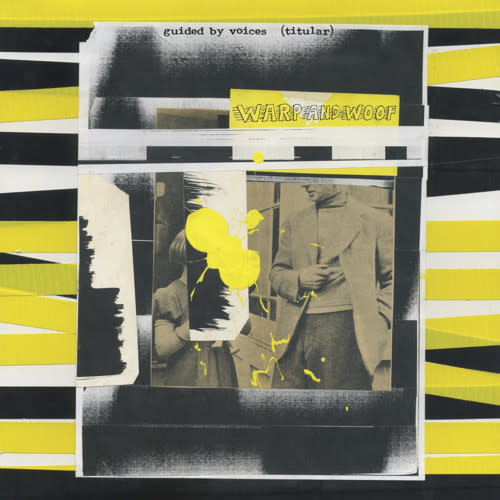Rock/Pop Guided By Voices - Warp And Woof