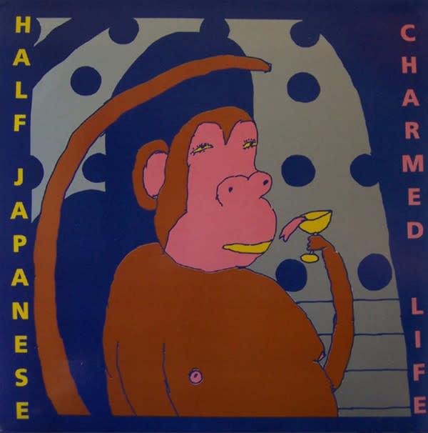 Rock/Pop Half Japanese - Charmed Life (Transparent Blue Vinyl)