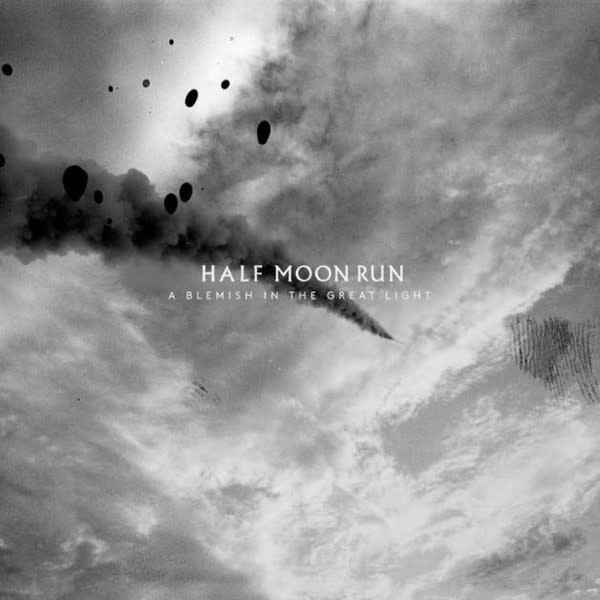 Rock/Pop Half Moon Run - A Blemish In The Great Light (Smoke Marble Vinyl)
