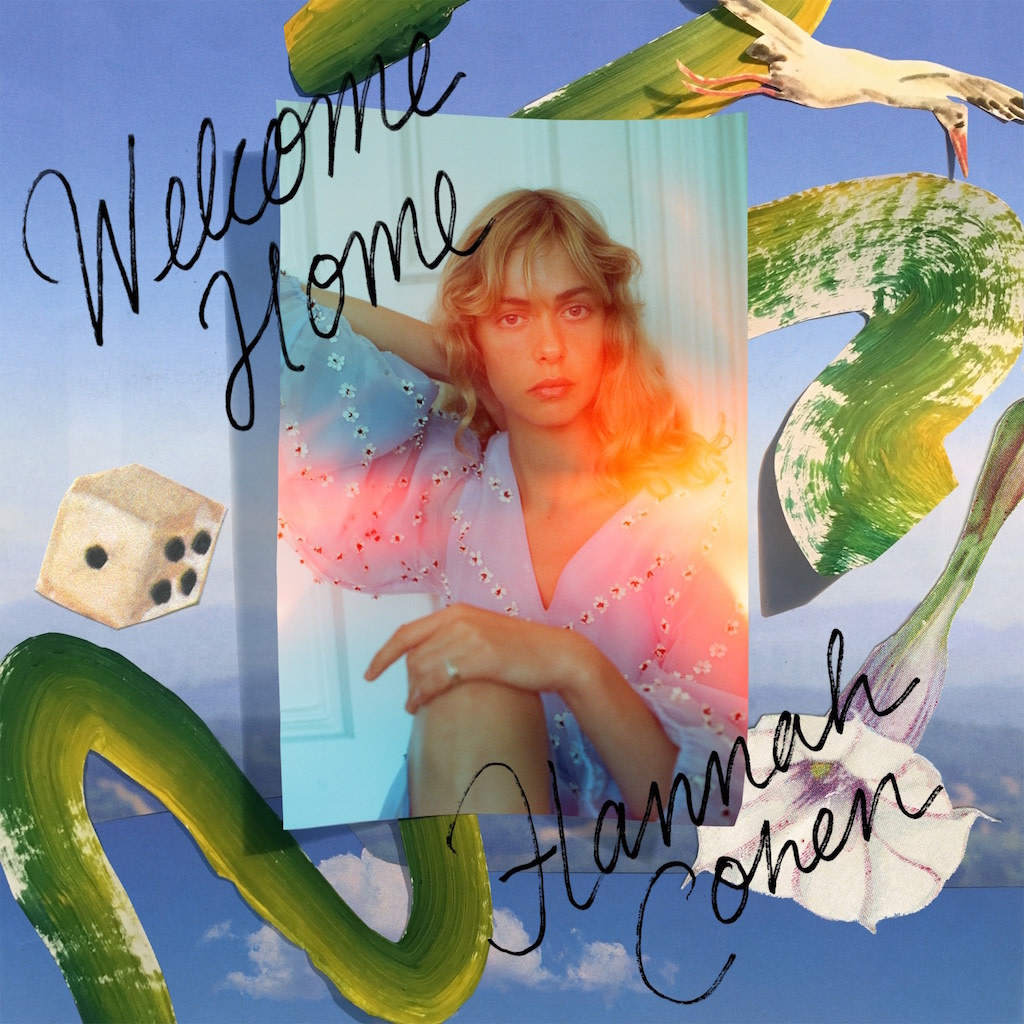 Rock/Pop Hannah Cohen - Welcome Home (25% Off! Used to be $26.99)