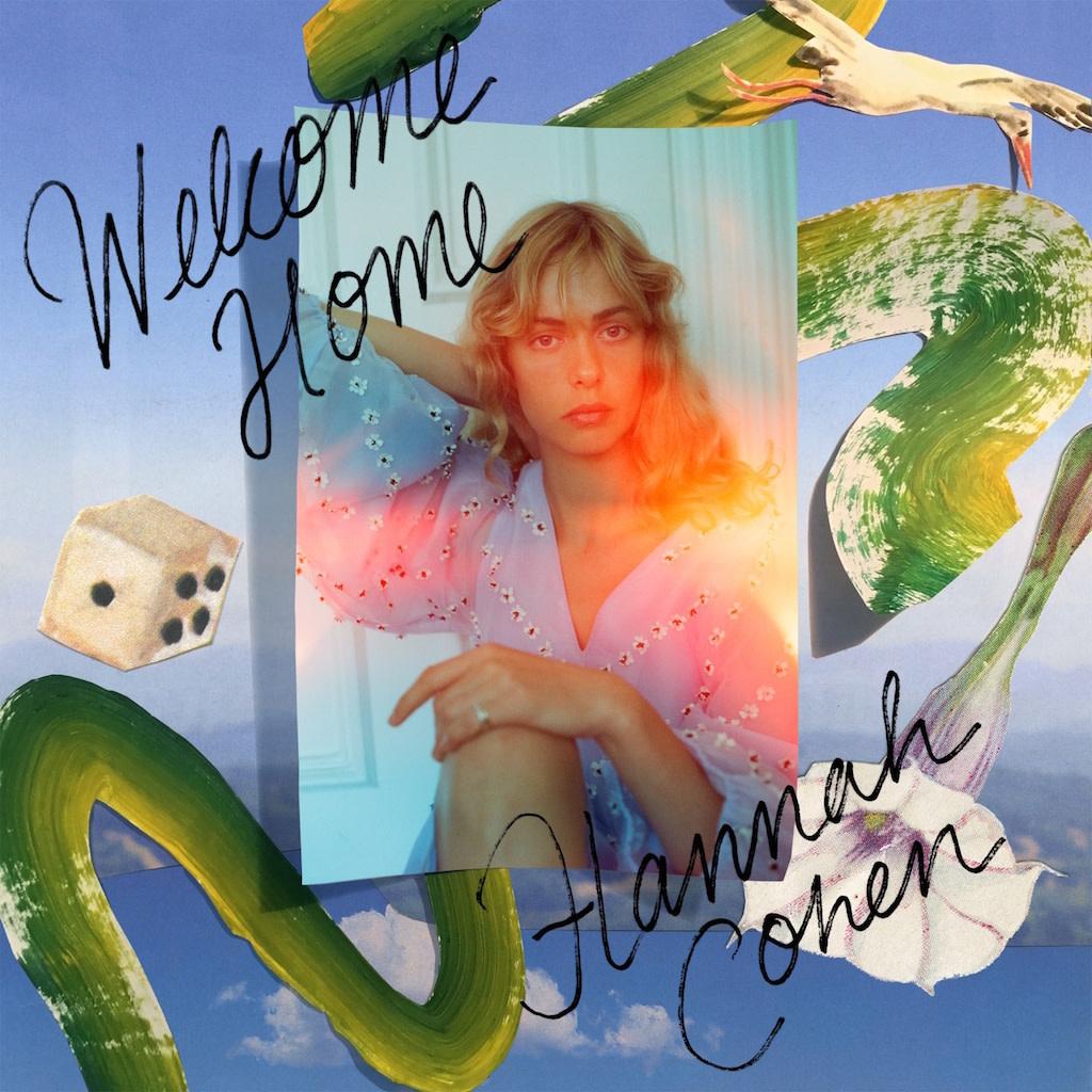 Rock/Pop Hannah Cohen - Welcome Home