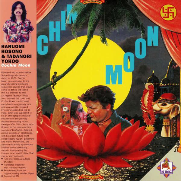 Rock/Pop Haruomi Hosono & Tadanori Yokoo - Cochin Moon