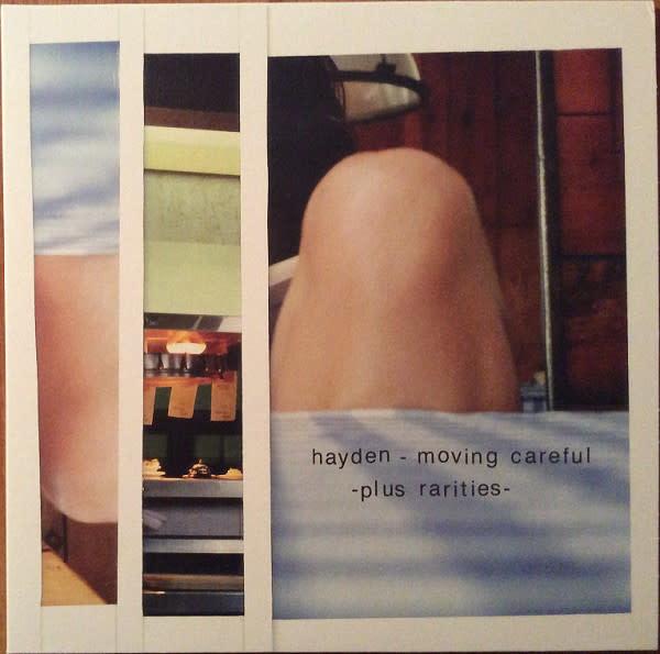 Rock/Pop Hayden - Moving Careful - Plus Rarities