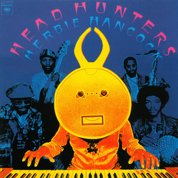 Jazz Herbie Hancock - Headhunters