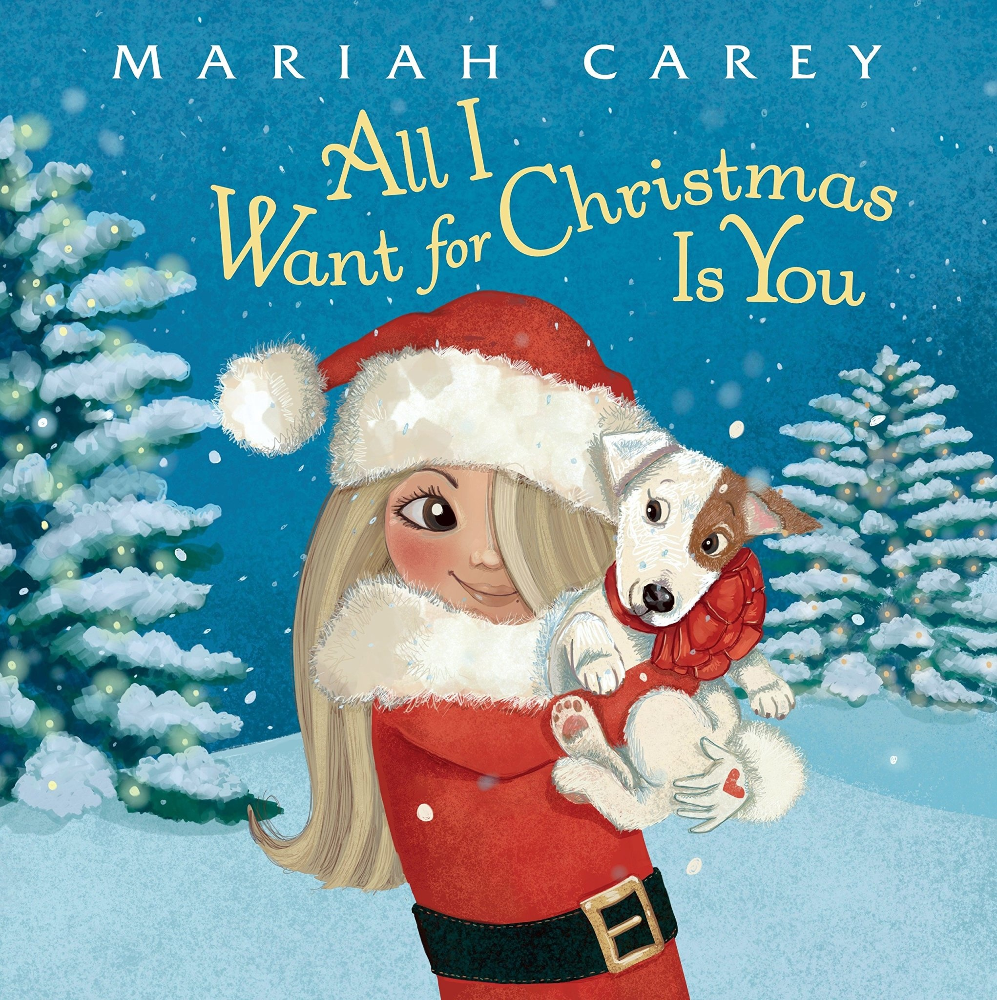Christmas All I Want For Christmas Is You - Mariah Carey