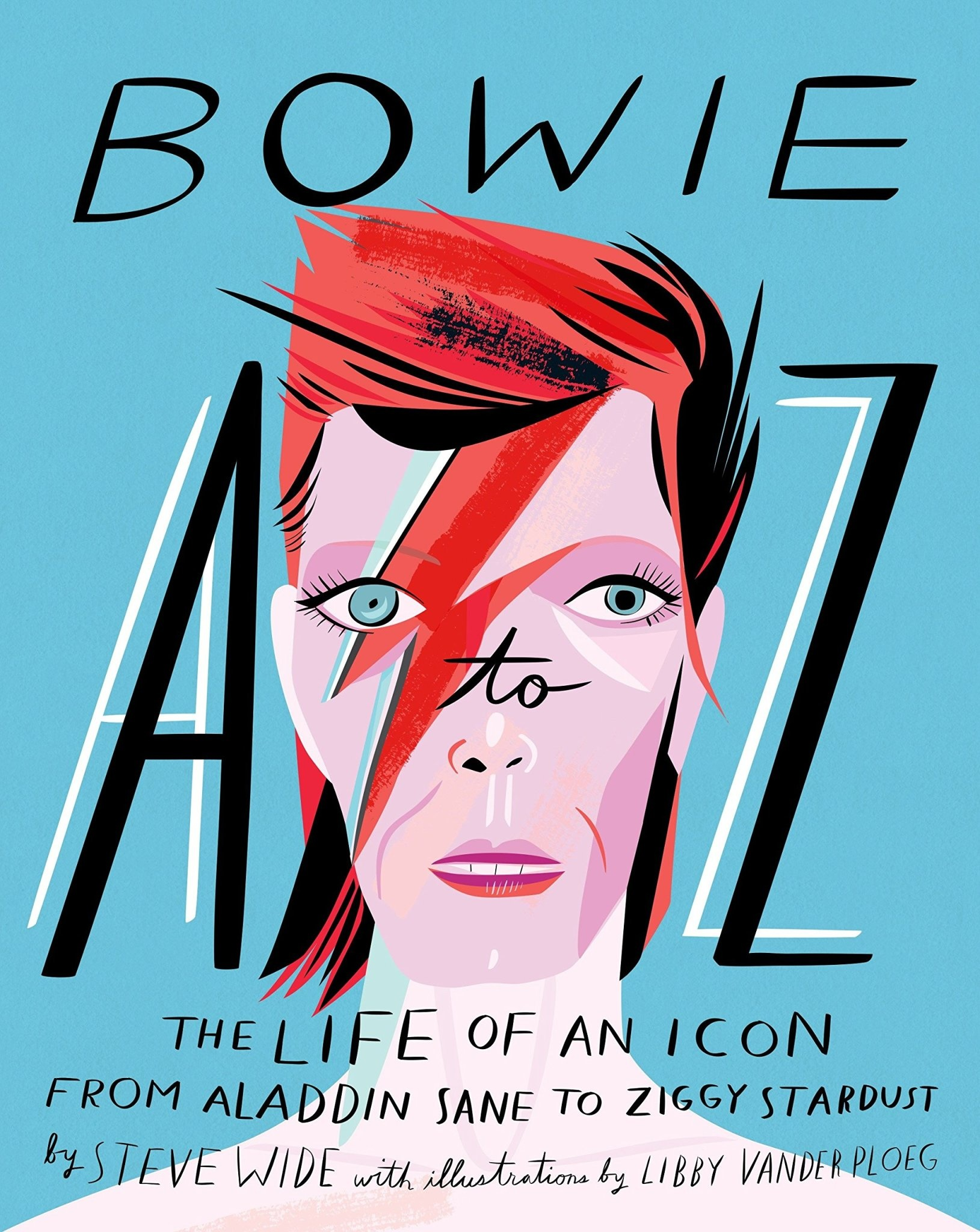 Art / Photography Bowie A to Z - Steve Wide